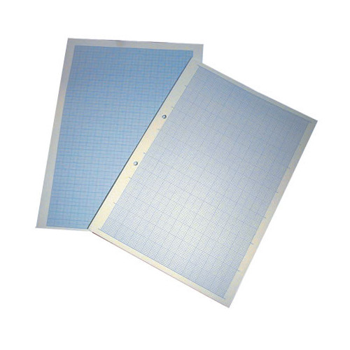 (500) Graph Paper Punched 2 Hole A4 G2