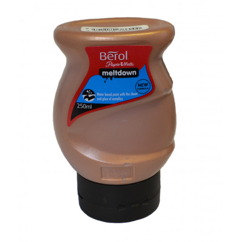 BEROL M/DOWN 250ml SURFER BRONZES0786000