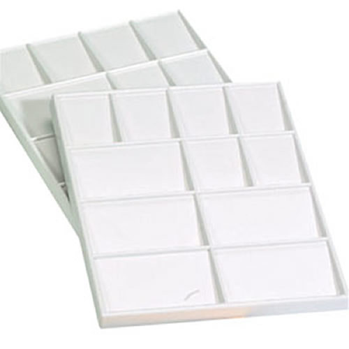 (PACK OF 10) 11 WELL MIXING PALETTE 7034