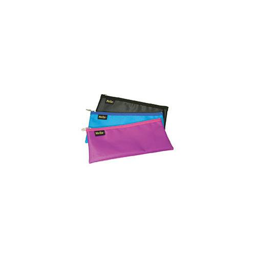 Helix Nylon Pencil Case 100x200mm Pack12