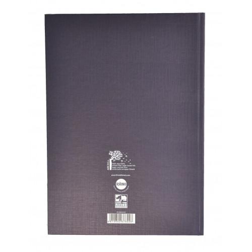 (D)Rhino Indexed Casebound Bk A4 192 F8 Pk5