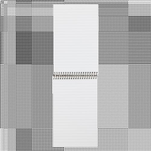 RHINO 200 x 127 Shorthand Notepad 150 Leaf, F8 (Pack 5)