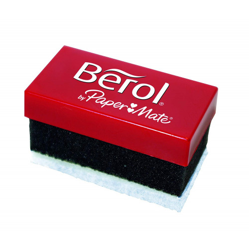 Berol Dry Wipe Board Mini Erasers Pk30