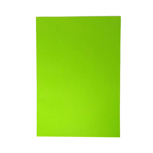 A3+ Scrapbook, 32 Assorted Pages, Green Cover - Pack of 25