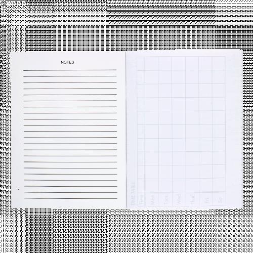 RHINO 8 x 6 Homework Diary 84 Page, 5-Day Week (Pack 100)
