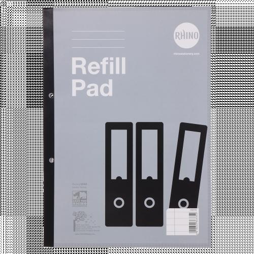 Varsity Refill Pad A4 200L F8M SB Pk5