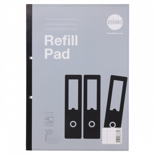 Varsity Refill Pad A4 200L F6M SB Pk5