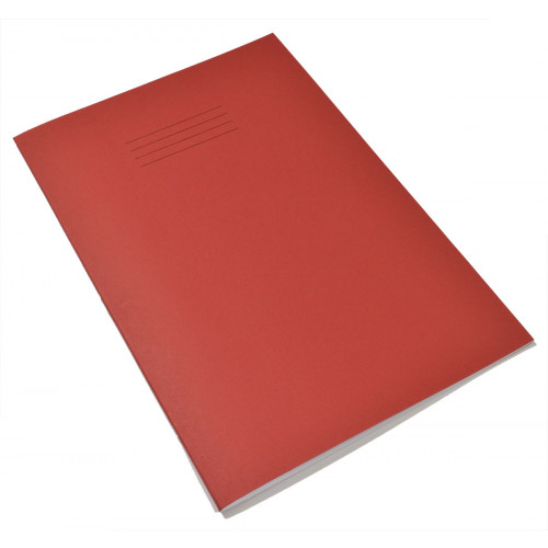 Exercise Book A4 80 Pages F8M Teacher Comments Pack of 10