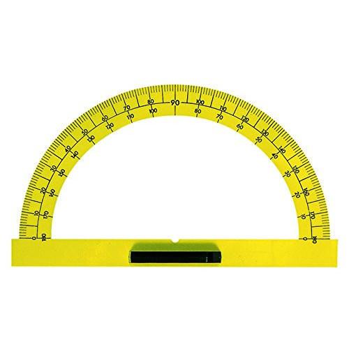 Helix Blackboard Protractor 180 deg Each