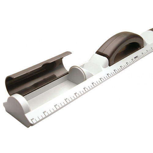 Helix Magnetic W/board Ruler 75x650x80mm