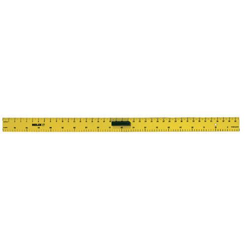 Helix Metric Ruler 100cm Inch/Metric