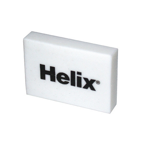 Helix White PVC Eraser 28x8x20 Pk60