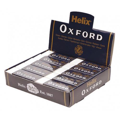 Oxford Large Sleeved Eraser 64x12x17Pk20