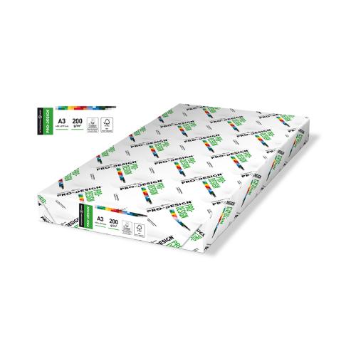 A3 PRO-DESIGN® 200gsm   250 Sheets