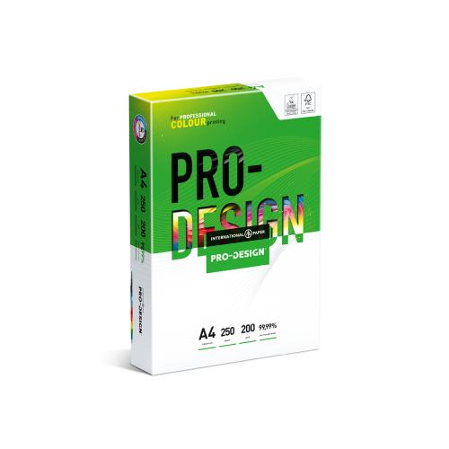 A4 PRO-DESIGN® 200gsm | 250 Sheets