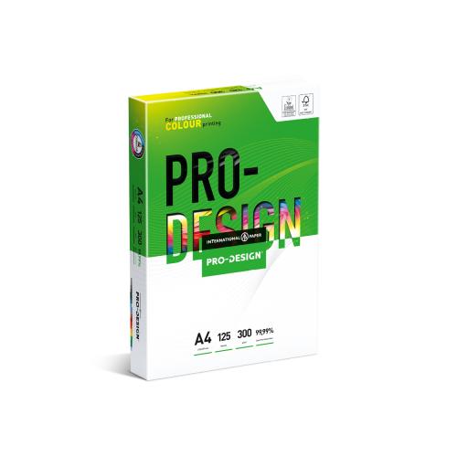 A4 PRO-DESIGN® 300gsm   125 Sheets