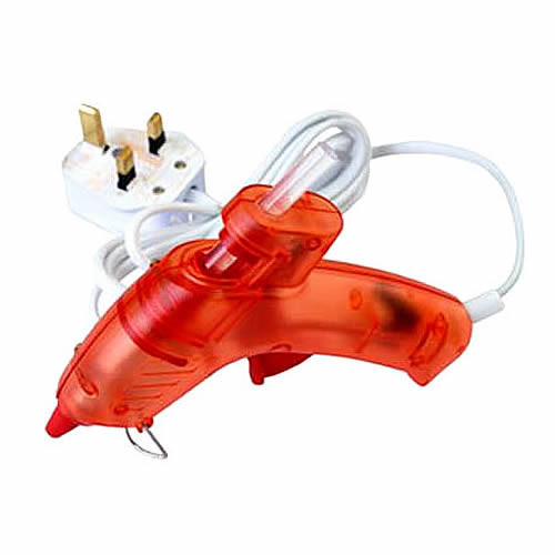 HOT MELT STICK IT GLUE GUN (RED)