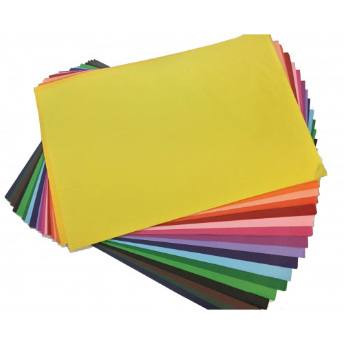ASSORTED TISSUE PAPER 500x750 PK480
