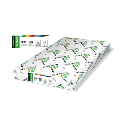 SRA3 PRO-DESIGN® 100gsm   500 Sheets
