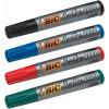 Bic Marker 2000 Bullet Tip Pk4-Assorted