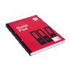 RHINO A4 Refill Pad 160 Leaf, F8M (Pack 3)