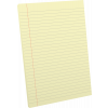 RHINO A4 Special Refill Pad 50 Leaf, Yellow Tinted Paper, F8M (Pack 6)